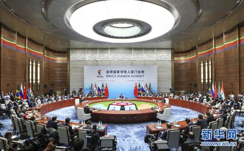 西语媒体:金砖合作促进全球发展中国家共同发