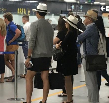 产期将至!金泰熙近照曝光_怀孕8月仍苗条