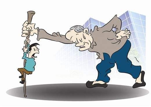 韩国成年男子告亲爹索要学费 称啃老是世界趋势