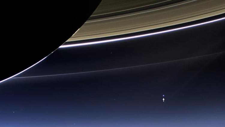 美卡西尼号探测器本月将坠入土星 结束20年探测旅程