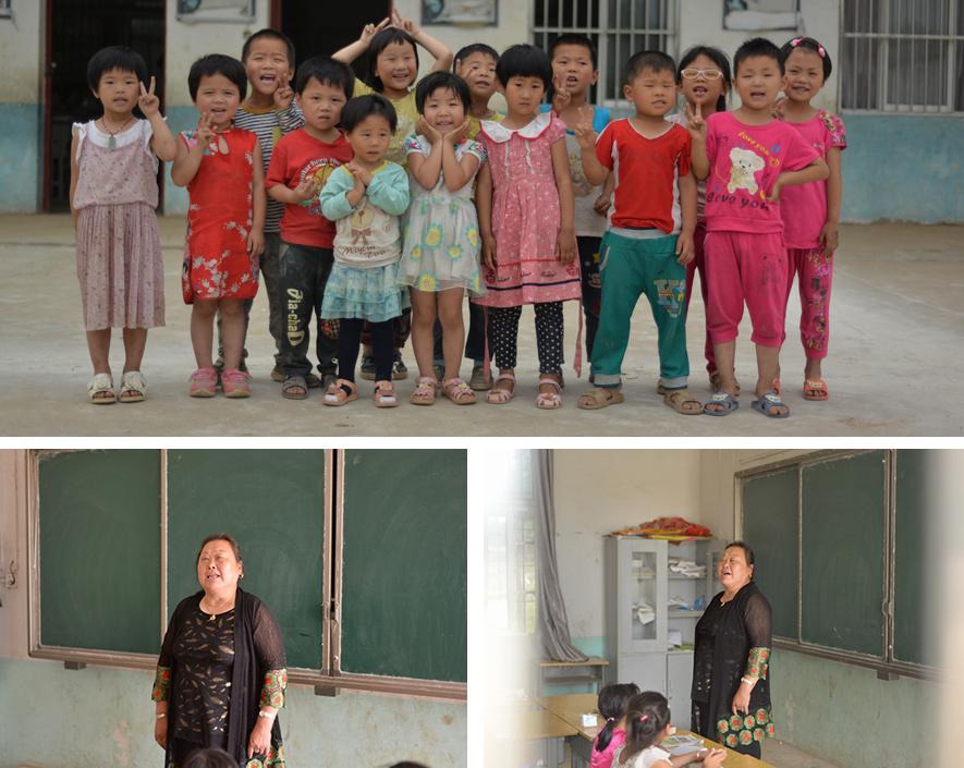 安徽阜南女教师刘敏 退休后患绝症依然坚持留在三尺讲台
