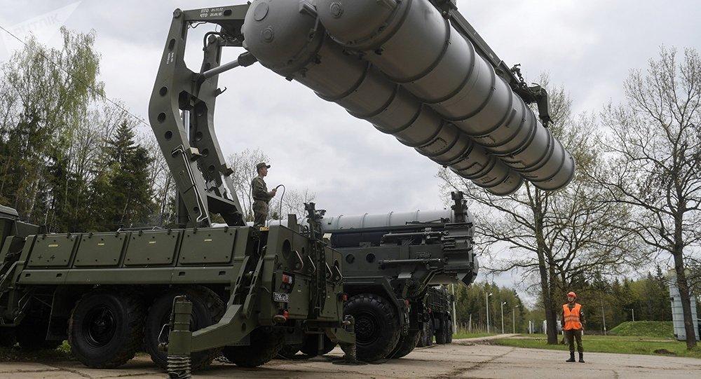 美国威胁将制裁土耳其:谁让你买俄罗斯S-400(图)