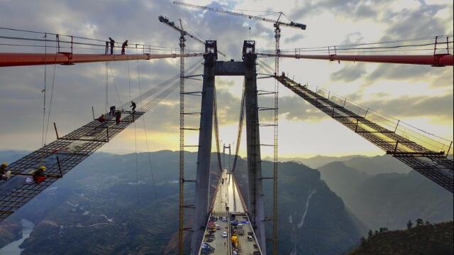 中国豪爽甩出17500亿疯狂大建!