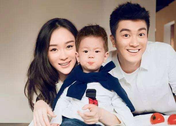 嗯哼有妹妹了?疑杜江霍思燕一岁小女儿被曝光