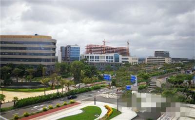 博鳌乐城国际医疗旅游先行区初见雏形