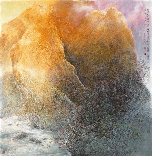 .   刘建平2000年10月   作品欣赏图片