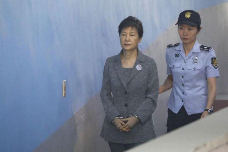 李在镕上诉案首日:前总统朴槿惠将作为检方证人出庭