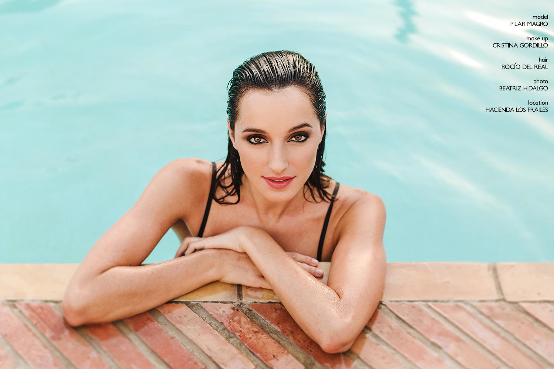 Young Pilar Magro nude photos 2019