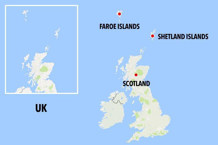 图11:法罗群岛地理位置。 法罗群岛拥有48000人,该岛将于2018年4月进行新的宪法公投以寻求自我决定权。 法罗群岛自1948年实现自治,但是该岛的外交和军事事务仍受丹麦政府的控制。 7.意大利,伦巴第和威尼托