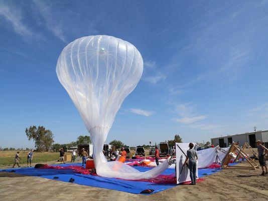谷歌获准在波多黎各部署30个气球 提供蜂窝网络