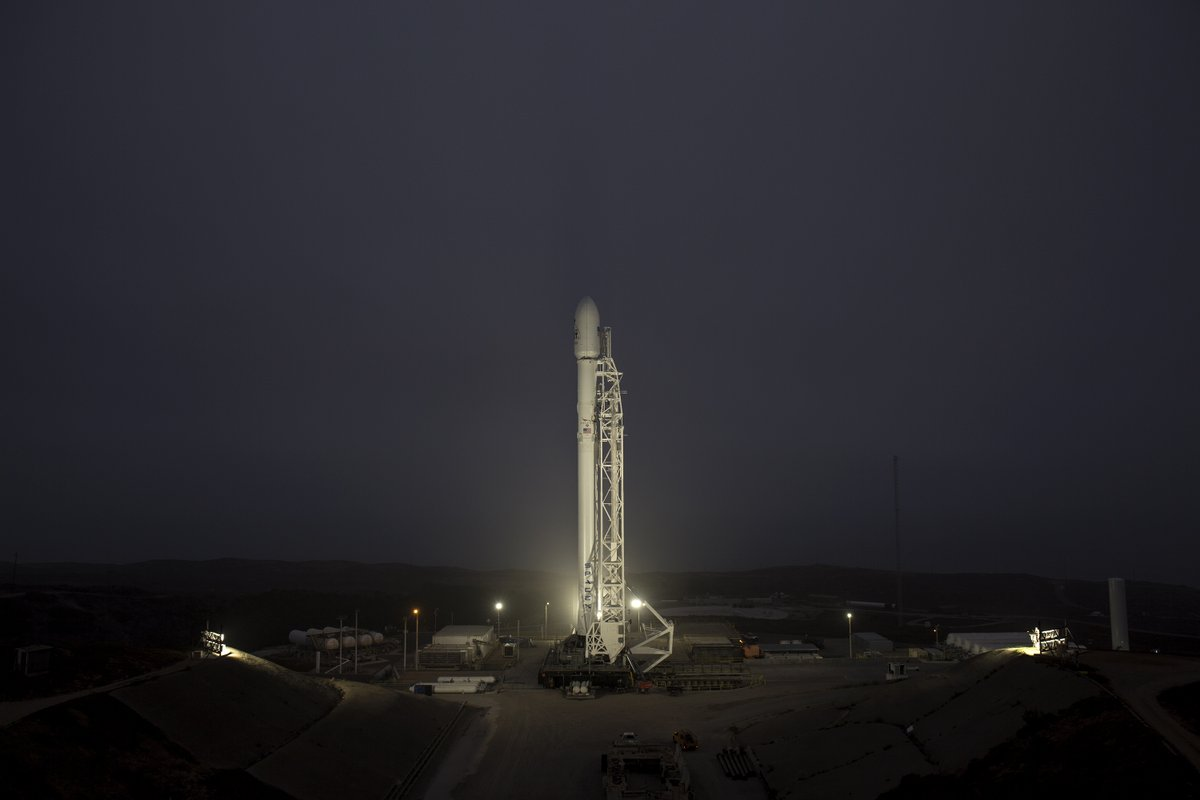 SpaceX成功发射一箭十星_热血传奇1.76sf_今年有望至少完成20次任务