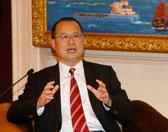 蔡冠深:十九大报告为香港发展指明方向