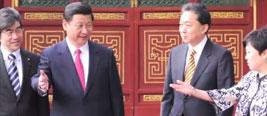 中国这五年的发展有多了不起?日本前首相这样说