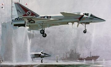 早苏联20年!美国上世纪60年代研发F35B核心技术