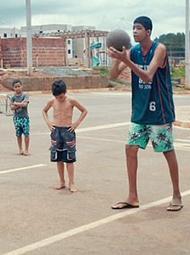 12岁男孩比姚明还高