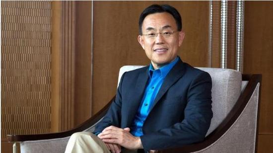 万达副总裁、传奇影业CEO高群耀离职 加盟不足3年