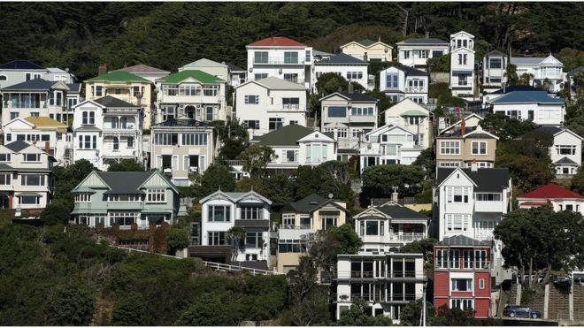 外媒:房价高企 新西兰发出禁止外国人购房禁令