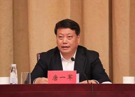 唐一军任辽宁省副省长、代理省长