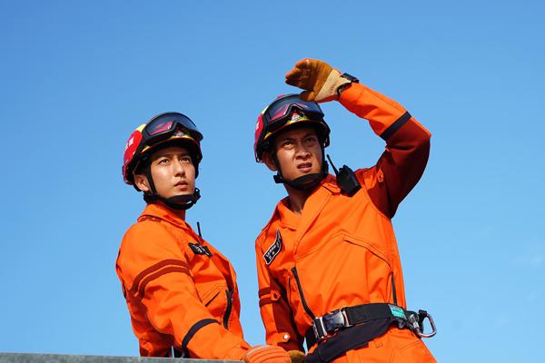 《特勤精英》即将收官 张丹峰放弃消防事业?