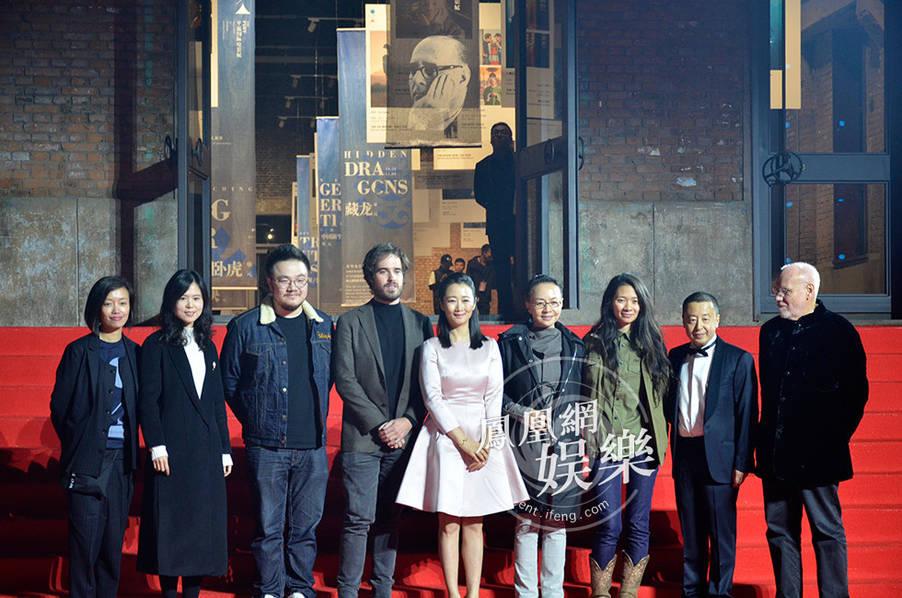 平遥影展开幕:是贾樟柯的梦,更是古城与影迷的狂欢