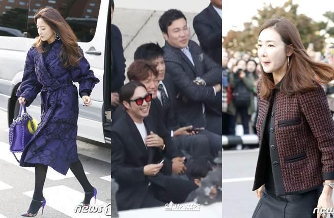 《RM》班底现身!半个韩国娱乐圈都来了双宋婚礼