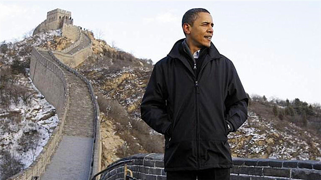 历任美国总统访华都干啥?