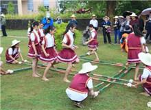 """白沙举办""""啦奥门""""山兰文化旅游节"""