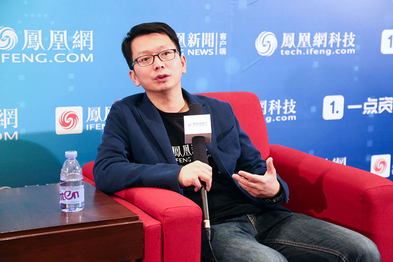 凤凰新闻客户端岳建雄:坚持专业优寻找差异化