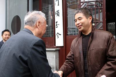 复旦大学历史系教授刘平被聘任为孙中山洪门文化与南社陈列馆文史总顾问