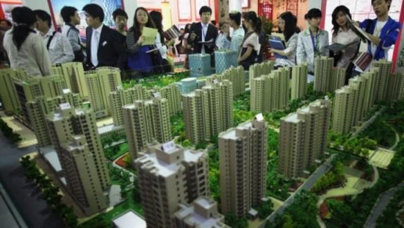 中国10月70个大中城市房价指数连25个月同比上涨