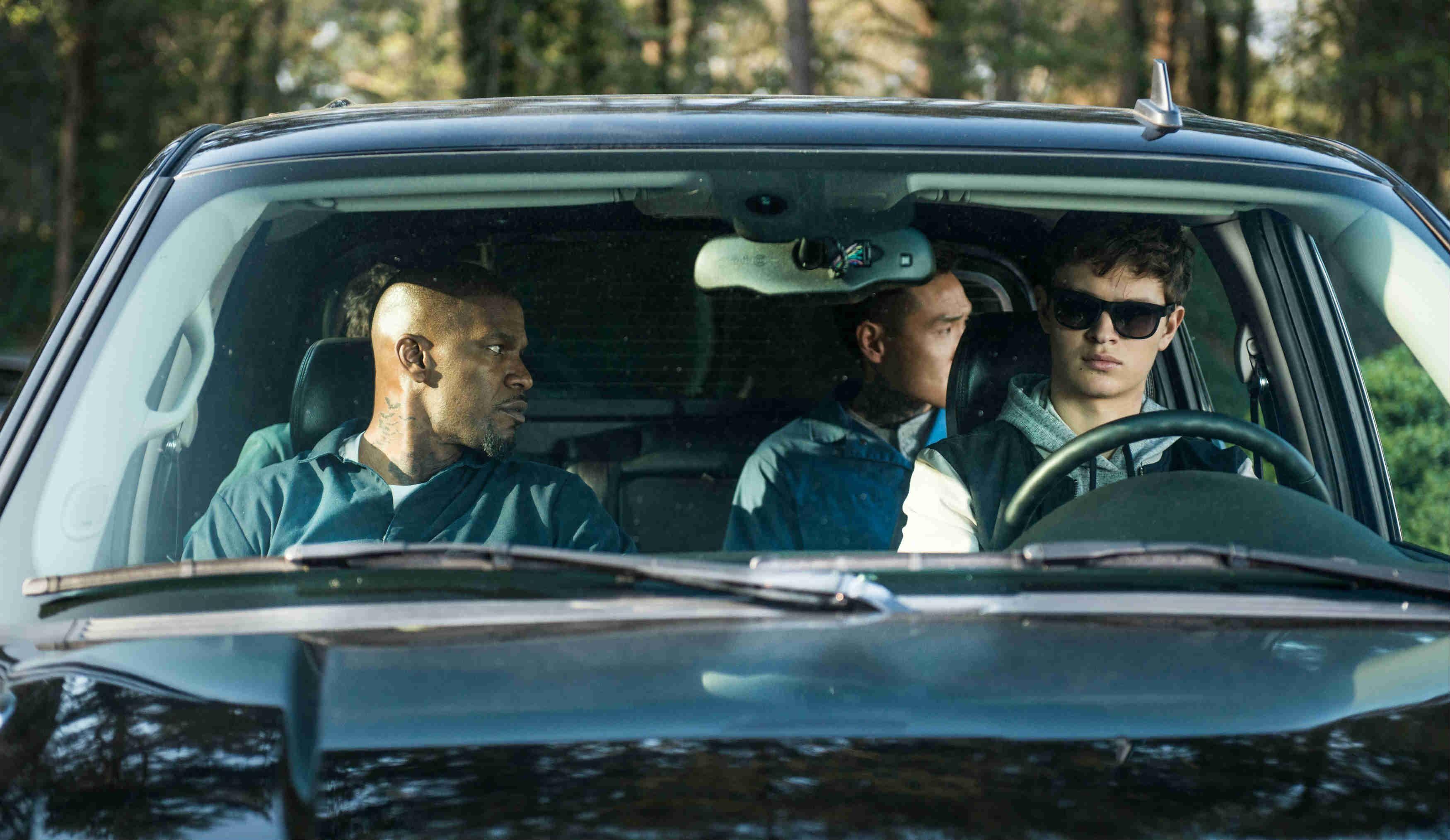 《极盗车神》启动奥斯卡宣传 冲击最佳影片等奖项