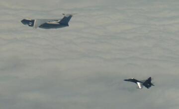 中国伊尔78罕见穿越岛链 曾设想与轰6N突袭美国