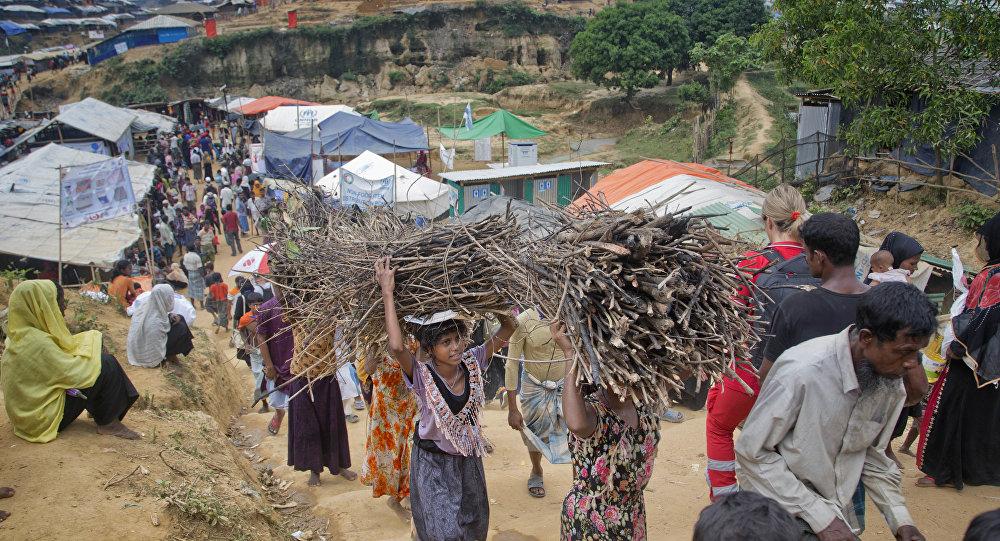 中国将帮助孟缅调解难民问题
