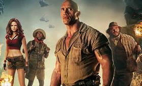 《勇敢者游戏:决战丛林》定档 刺激惊险史上最佳