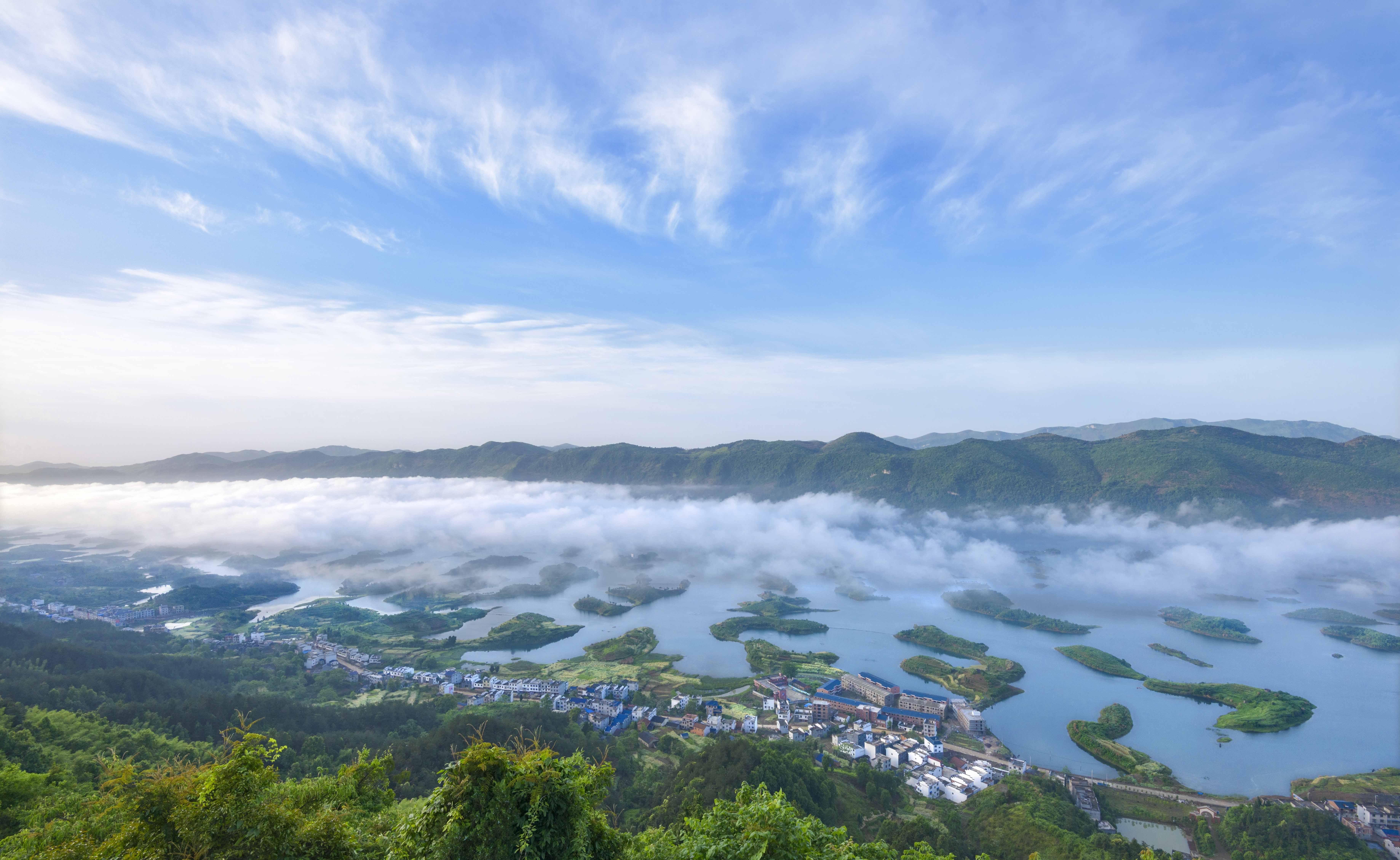 湖北黄石高清风景