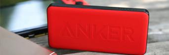 Anker 枪炮玫瑰移动电源双向快充充电宝