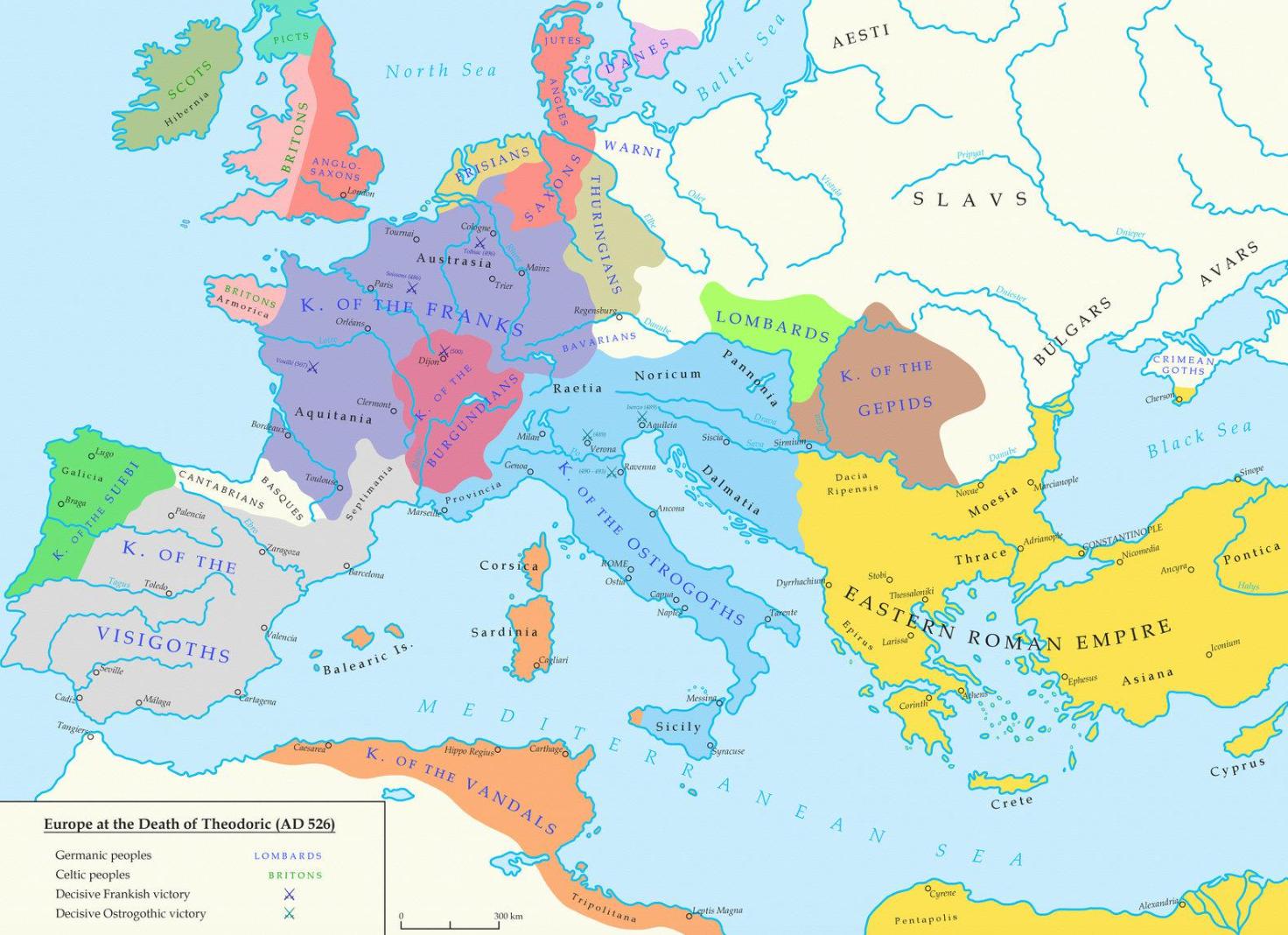 思想  东哥特王国 古罗马没有了.图片