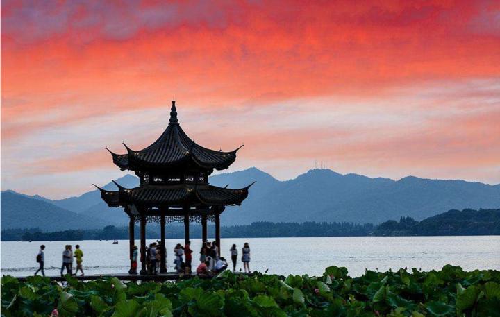 去年西湖国际知名度排全国第三 仅次于长城故宫