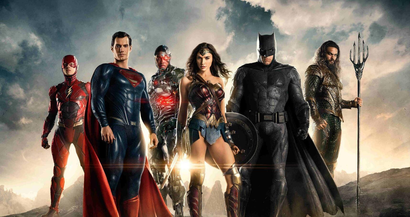 DC公布未来计划:《正联2》《钢骨》等片集体消失