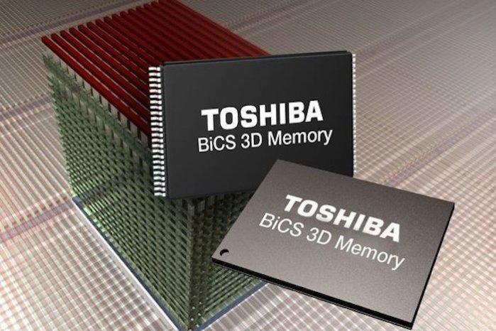 外媒:中国对东芝出售内存芯片业务展开反垄断调查