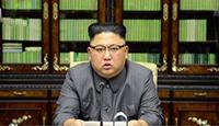 """金正恩:将坚决回击特朗普""""彻底摧毁朝鲜""""言论"""