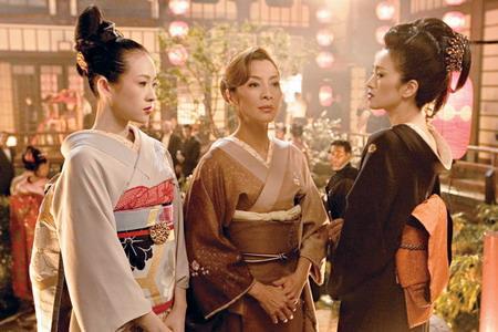 章子怡回忆拍戏时被巩俐扇七个巴掌:我们来真的