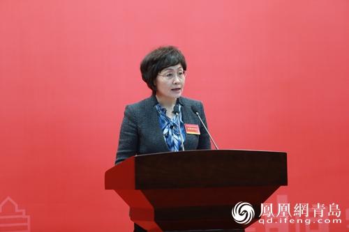 青岛市科技局局长姜波:坚持科技成果转化 发挥科技创新引领作用
