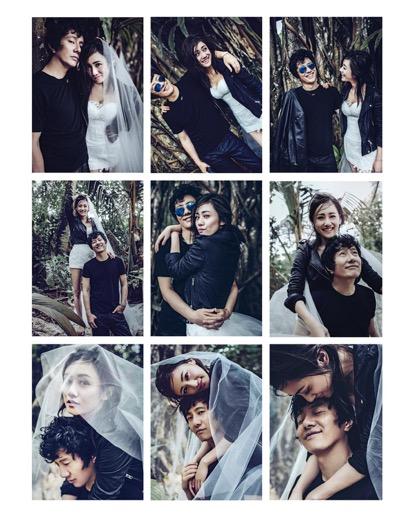 摄影师林奕颖,她拍出了每个女人一生最美好的样子