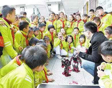 赣州:科技浸润童心