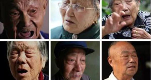 真相不容否认!这些老人们就是侵华日军暴行的铁证