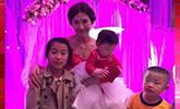 亮剑童蕾为女儿摆周岁宴 董事长老公首度曝光