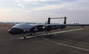 国内某快递公司试验大型无人机:航程3000公里