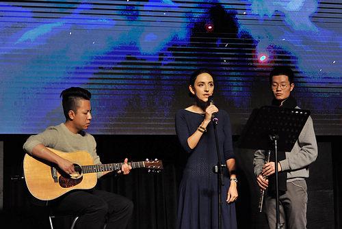 舞台剧《犹太城》明年将演 刘烨妻子安娜倾情献唱