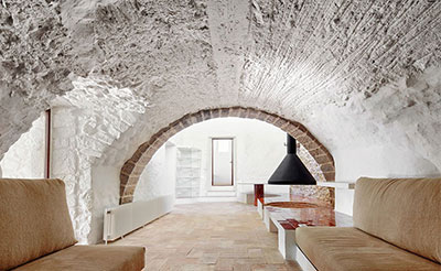 真实暖心的小别墅 让你感受洞穴般的温暖